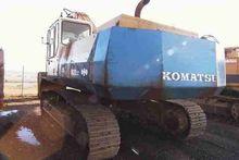 Used KOMATSU 400 LC-
