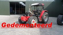 MCCORMICK 115 wheel tractor for