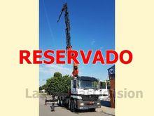 MERCEDES-BENZ 3340 dump truck