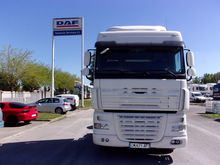 Used 2012 DAF FT XF