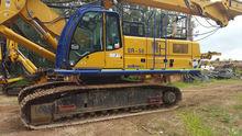 2007 SOILMEC SR50 drilling rig