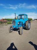 1993 MTZ Belarus 80 wheel tract