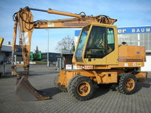 1994 CASE 888 BP wheel excavato