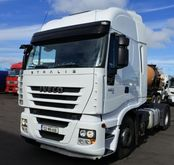 2013 IVECO Stralis tractor unit