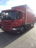 2010 SCANIA P230, box trucks /
