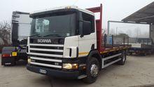 2001 SCANIA 94 220 skip loader