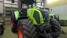 2011 CLAAS Axion 840 wheel trac