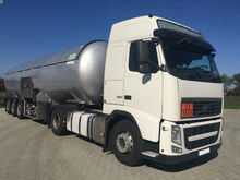 Used 2011 VOLVO trac