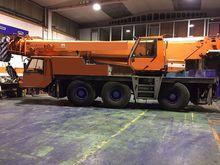 1999 PPM ATT 600 mobile crane