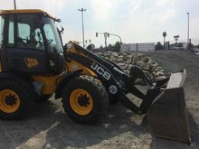 2016 JCB 409 wheel loader