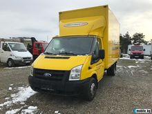 2010 FORD Transit closed box tr