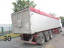 1997 STAS tipper semi-trailer