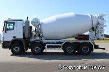MERCEDES-BENZ BETONBIL concrete