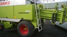 2009 CLAAS Quadrant 1150 square