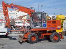 1992 FAI 900 wheel excavator