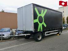 2008 EU 18 tilt trailer