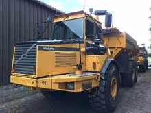 1998 VOLVO A25C articulated dum
