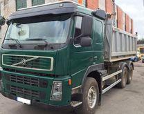 2008 VOLVO FM12 400 dump truck