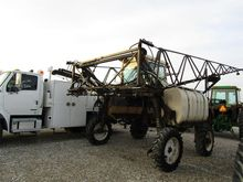 Hagie 8250 self-propelled spray