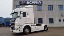 Used 2013 SCANIA R 4