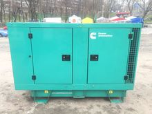 2008 CUMMINS C 55 D5 generator