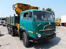 1969 IVECO FIAT 693 TI dump tru