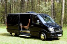 2017 MERCEDES-BENZ Sprinter 316