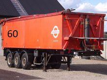 2006 BODEX tipper semi-trailer