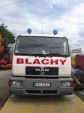 2000 MAN 13.224L flatbed truck