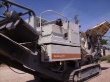 2003 METSO LT95 crushing plant