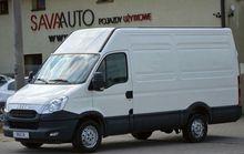 2013 IVECO DAILY closed box van