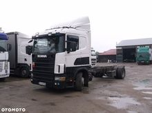 2000 SCANIA 114L chassis truck
