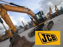 2011 JCB JS 260 LC tracked exca