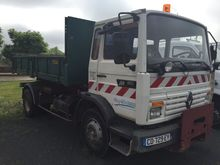 1989 RENAULT S130 dump truck