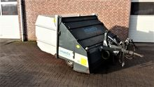 2011 ROTOSWEEP 170 road sweeper