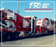 2017 FABO PRO 120 MOBILE STONE