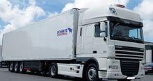 2012 DAF SSC isothermal truck