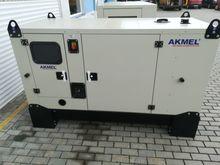 2017 FDG 30 MS - 30 kVA / 24 kW
