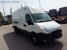 2013 IVECO DAILY 70C17 closed b