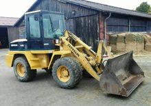 1999 ZEPPELIN ZL100 wheel loade