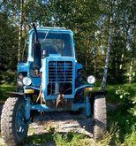 1982 MTZ 82 wheel tractor