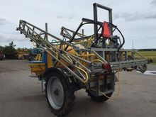 2014 JARMET trailed sprayer