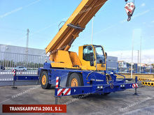 1999 DEMAG AC 25 CITY mobile cr