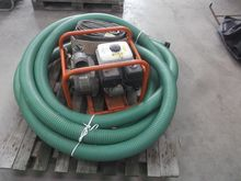 Used Water Pump with