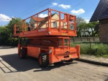 2007 HOLLAND LIFT Q135DL24 scis