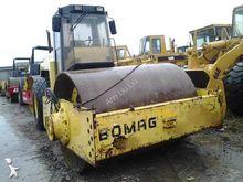 2009 BOMAG BM219D compactor