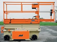 Used 2016 JLG 6RS sc