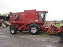 2005 CASE IH 2388E combine-harv