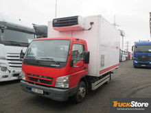 2012 FUSO 7C15 4x2 refrigerated