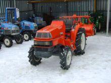 KUBOTA X20DT mini tractor